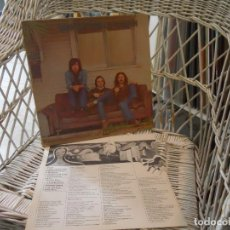 Discos de vinilo: CROSBY, STILLS & NASH – CROSBY, STILLS & NASH.LP ORIGINAL USA 1969.GATEFOLD.CON INNER. Lote 197923708