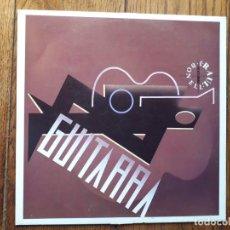 Discos de vinilo: RAUL BONELL - GUITARRA. Lote 197924326