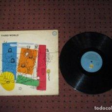 Discos de vinilo: THIRD WORLD - REGGAE GREATS THIRD WORLD - SPAIN - ISLAND - IBL - . Lote 197927723