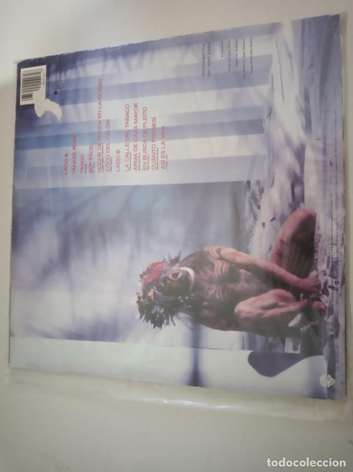 Discos de vinilo: David Lee Roth – Sonrisa Salvaje LP - Foto 2 - 197941673