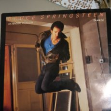 Discos de vinilo: BRUCE SPRINGSTEEN. DANCING IN THE DARK. VERSIÓN EXTENDIDA. MAXI SINGLE. Lote 197942027