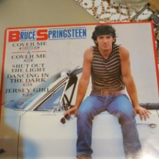 Discos de vinilo: BRUCE SPRINGSTEEN. COVER ME. DANCING IN THE DARK. MAXI SINGLE. Lote 197943167