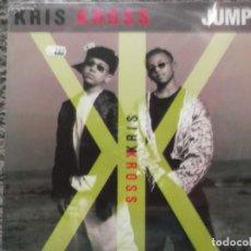Discos de vinilo: KRIS KROSS-JUMP-ORIGINAL ESPAÑOL-COMO NUEVO CON SU PRECINTO ORIGINAL. Lote 197945955
