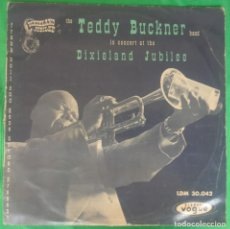 Discos de vinilo: DISCO LP. THE TEDDY BUCKNER BAND* – IN CONCERT AT THE DIXIELAND JUBILEE. Lote 197947633