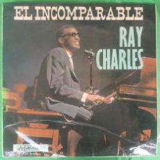 Discos de vinilo: DISCO LP. RAY CHARLES ?– EL INCOMPARABLE. Lote 197950511