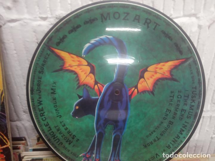JUNGLE CREW -DISC PICTURE (Música - Discos - LP Vinilo - Techno, Trance y House)