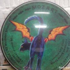 Disques de vinyle: JUNGLE CREW -DISC PICTURE. Lote 197952492