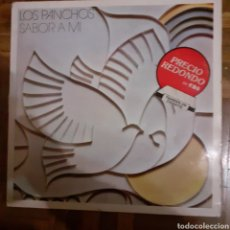 Discos de vinilo: LOS PANCHOS. SABOR A MI. CBS 32632. 1976. FUNDA VG+. DISCO VG++.. Lote 197952850