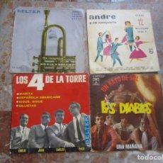 Discos de vinilo: VINILOS AÑOS 50- 60 . Lote 197958348