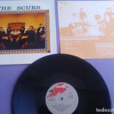 Discos de vinilo: DIFICIL LP. ORIGINAL. THE SCURS - IDEM.1987 - PACO TRINIDAD+ENCARTE.GA 161.GRABACIONES ACCIDENTALES. Lote 197959511
