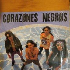 Discos de vinilo: CORAZONES NEGROS.. Lote 197970533