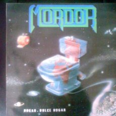 Discos de vinilo: LP MORDOR - HOGAR, DULCE HOGAR - NUEVO. Lote 197975747