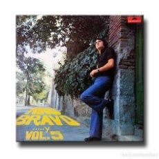 Disques de vinyle: NINO BRAVO - Y VOL.5. Lote 197979435