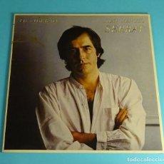 Discos de vinilo: JOAN MANUEL SERRAT. TAL COM BAJA. ARIOLA 1980. CARPETA DOBLE. Lote 197979923
