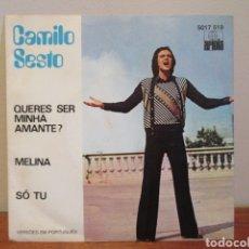 Discos de vinil: CAMILO SESTO, CANTA EN PORTUGUÉS, EP 1977. Lote 197982597