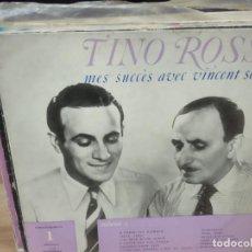 Discos de vinilo: TINO ROSSI -LP. Lote 197992042