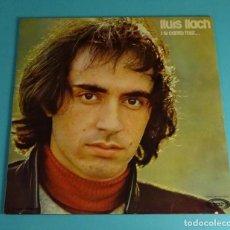 Discos de vinilo: LLUIS LLACH I SI CANTO TRIST ...CARPETA DOBLE. MOVIEPLAY 1974. Lote 197993208