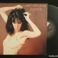 Discos de vinilo: PATTI SMITH GROUP: EASTER (SPANISH L.P.) ARISTA 1978. Lote 198015473