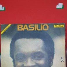 Discos de vinilo: BASILIO 'OH, SEÑOR'/'ME OLVIDARÉ' SINGLE 1972. Lote 198017378