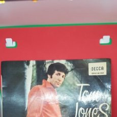 Discos de vinilo: TOM JONES 'NO ES NADA EXTRAÑO' EP 1965. Lote 198018210