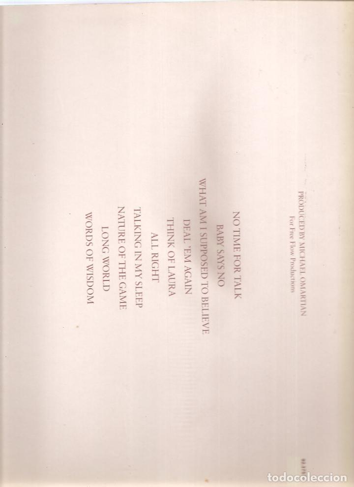 Discos de vinilo: 1476. christopher cross. another page - Foto 2 - 198023041