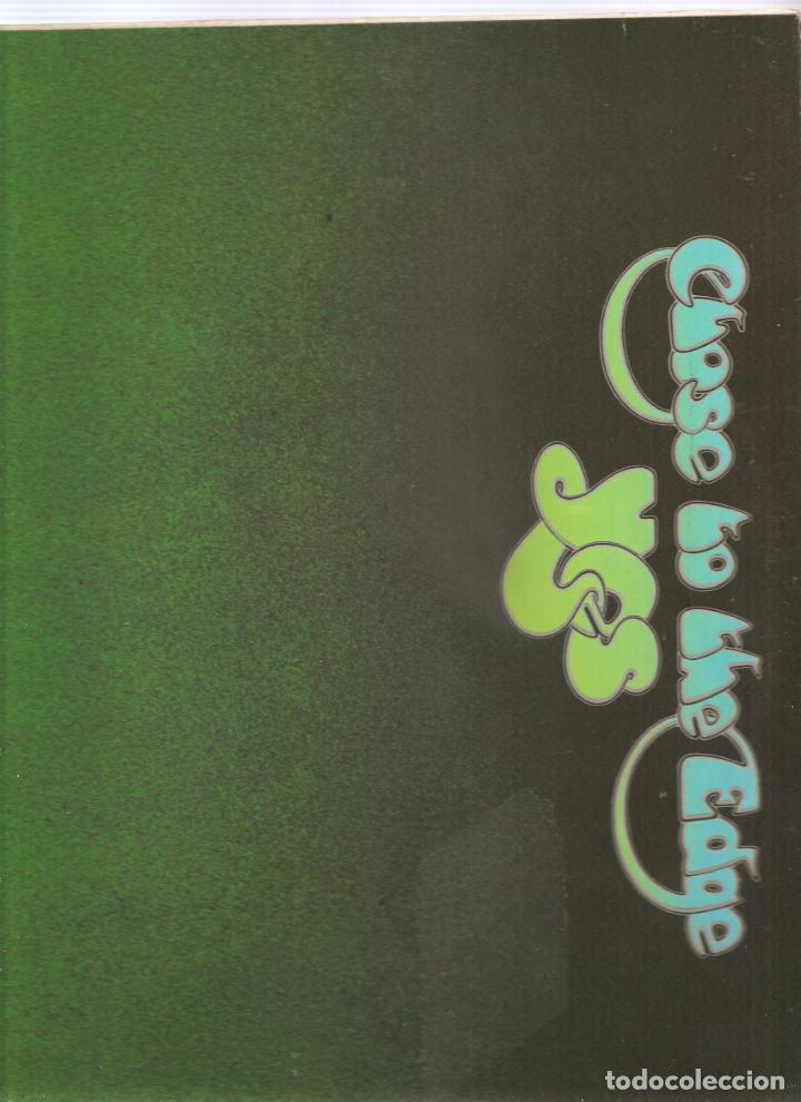 1477. YES. CLOSE TO THE EDGE (Música - Discos de Vinilo - EPs - Rock & Roll)