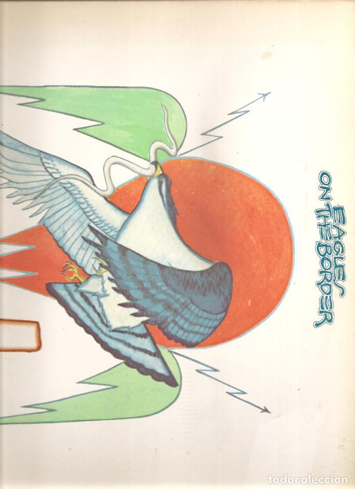 1479. EAGLES. ON THE BORDER (Música - Discos de Vinilo - EPs - Rock & Roll)