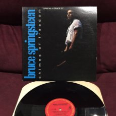"Dischi in vinile: BRUCE SPRINGSTEEN - CHIMES OF FREEDOM - EP 12"", EDICIÓN AMERICANA. Lote 198028001"