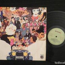 Discos de vinilo: LOS BRINCOS: CONTRABANDO (L.P.) NOVOLA 1968. Lote 198056967