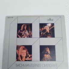 Discos de vinilo: BACHMAN TURNER OVERDRIVE LET IT RIDE / TRAMP ( 1974 MERCURY ESPAÑA) . Lote 198057382
