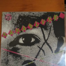 Discos de vinilo: KAKÁ DE LUXE. PARAÍSO. SUPER 45 REV. Lote 198065635