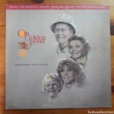 Discos de vinilo: EN EL ESTANQUE DORADO (ON GOLDEN POND) DAVE GRUSIN. Lote 198072140