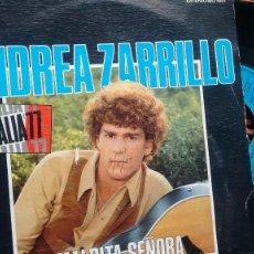 Dischi in vinile: SINGLE ( VINILO) DE ANDREA ZARRILLO AÑOS 70. Lote 198078772