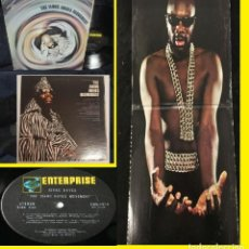 Discos de vinilo: ISAAC HAYES - THE ISAAC HAYES MOVEMENT 70 FUNKY GROOVY !! 1ª EDIT USA SUPER DOBLE CARPETA, IMPECABLE. Lote 133536786
