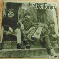 Discos de vinilo: LOS DEL TONOS - ME GUSTAS + 3 - EP RABIA 1989. Lote 198103733