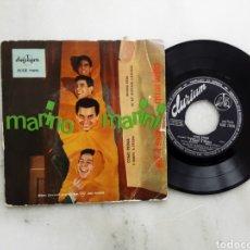 Discos de vinilo: MARINO MARINI COME PRIMA +3 AÑO1958. Lote 198104765