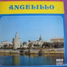 Discos de vinilo: LP - ANGELILLO - MISMO TITULO (SPAIN, RCA RECORDS 1975). Lote 218721607