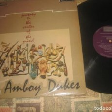 Discos de vinilo: THE AMBOY DUKES ‎– JOURNEY TO THE CENTER OF THE LONDON ‎– HAT.8378 1968 UK SIN SEÑALES DE USO. Lote 198115617