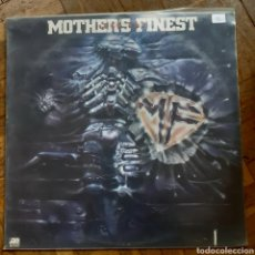 Discos de vinilo: MOTHER'S FINEST. IRON AGE. ATLANTIC SD 19302. 1981 USA. FUNDA VG+ (CUT OUT). DISCO VG+. Lote 198148196