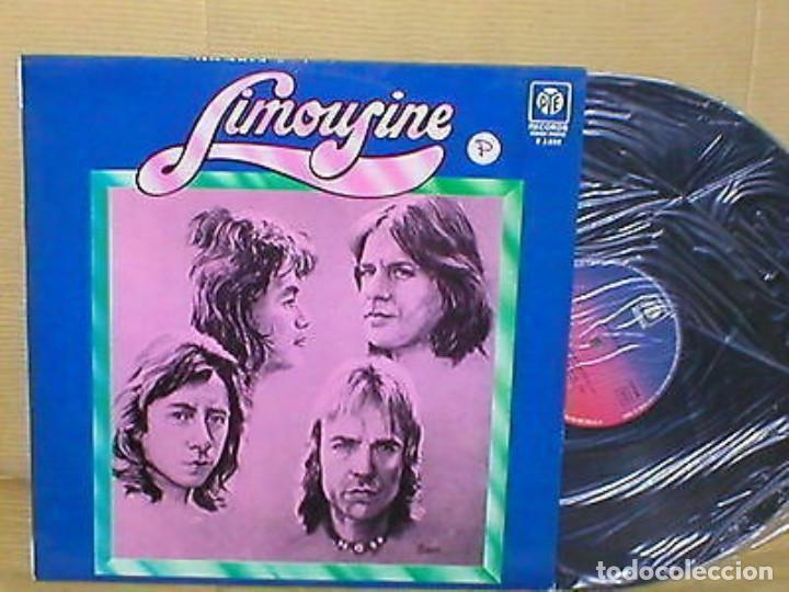 LIMOUSINE SPAIN LP 1977 ROCK MELODICO GRUPO HOLANDÉS AOR PAUL VINK PYE MUY RARO BUEN ESTADO !! (Música - Discos - LP Vinilo - Pop - Rock - Internacional de los 70)