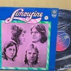 Discos de vinilo: LIMOUSINE SPAIN LP 1977 ROCK MELODICO GRUPO HOLANDÉS AOR PAUL VINK PYE MUY RARO BUEN ESTADO !!. Lote 198156600