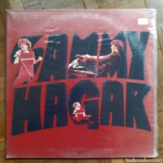 Discos de vinilo: SAMMY HAGAR. ALL NIGHT LONG. GATEFOLD. CAPITOL SMAS 11812. 1978 USA. FUNDA VG+. DISCO VG+.. Lote 198160211
