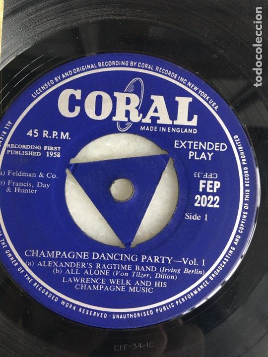 Discos de vinilo: Champagne dance party lawrence welk - Foto 2 - 198182987