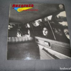 Discos de vinilo: LP NAZARETH-CLOSE ENOUGH FOR ROCK´N´ROLL ENVIO GRATUITO Y CERTIDICADO . Lote 198187758