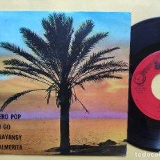 Discos de vinilo: JORGE ENRIQUE - EP SPAIN PS - MINT * SIERO POP / GO GO / ANAYANSY / PALMERITA * AUDIO-VIDEO. Lote 198190581