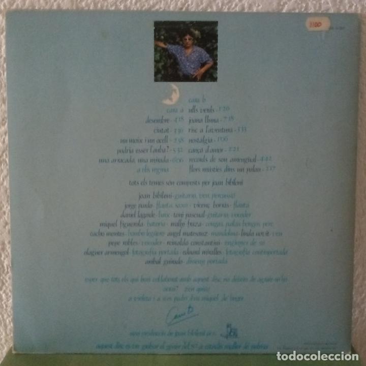 Discos de vinilo: M - JOAN BIBILONI - JOANA LLUNA - Foto 3 - 198204228