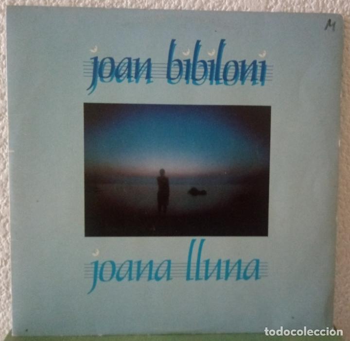 M - JOAN BIBILONI - JOANA LLUNA (Música - Discos - LP Vinilo - Pop - Rock - Internacional de los 70)