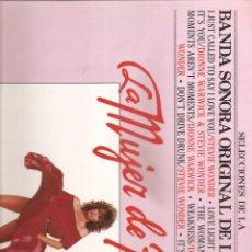 Discos de vinilo: 1484. STEVIE WONDER. LA MUJER DE ROJO. Lote 198205023