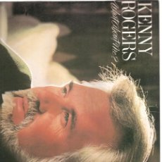 Discos de vinilo: 1492. KENNY ROGERS. WHAT ABOUT ME?. Lote 198205727