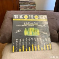 Discos de vinilo: VARIOUS ‎– MIXING THE HOUSE VOL 2. DISCO VINILO. ENTREGA 24H. ESTADO VG+ / VG+. Lote 198221682